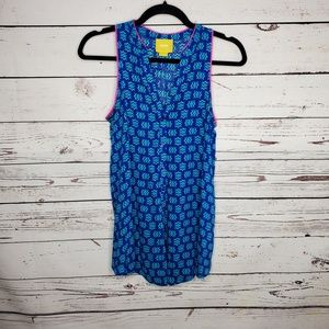 Anthropologie Maeve Ada Tank Top Size 0
